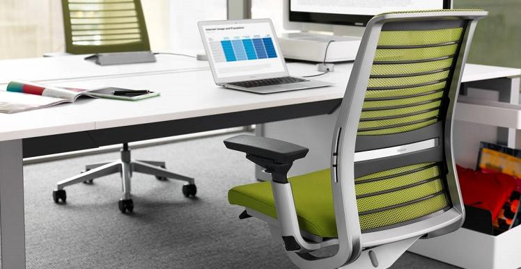Blue Crown Furniture-Office Chair