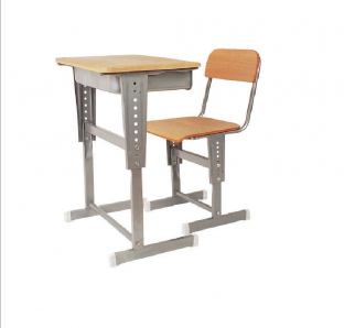 Height Adjustable Table and Chair