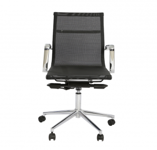 Slim Net Medium Back Chair