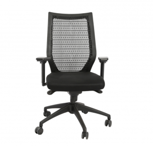 Fabio Medium Back Chair