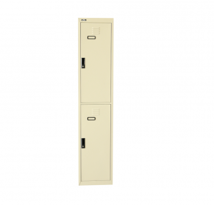 Metal Two Tier Locker