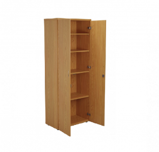 Wooden Full Height Cabinet