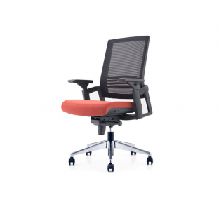 GT-FERRARI Medium Back Chair