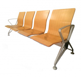 Jet Four Seater Bench