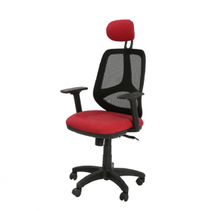 Adriano High Back Chair