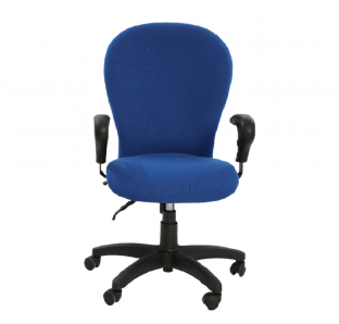 Dennis Medium Back Chair