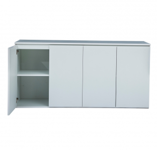 Low Height with Four Cabinet