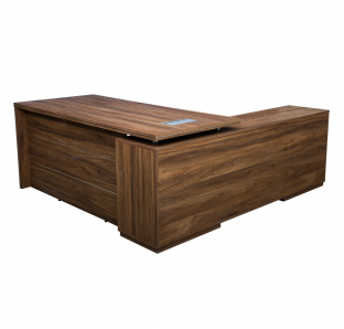 L-Shape Executive Desk(L1820-RYAN)