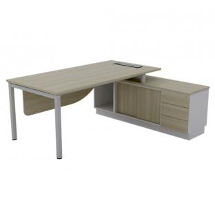 Manger Desk   Blue Crown Furniture