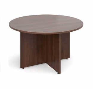 120 Dia Round Meeting Table